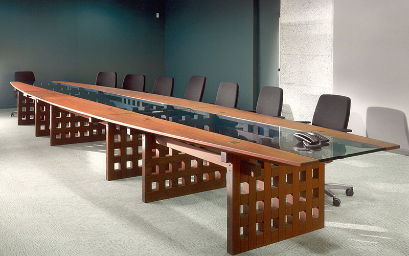 Conference Table, Fair Headquarters Cucine Habito