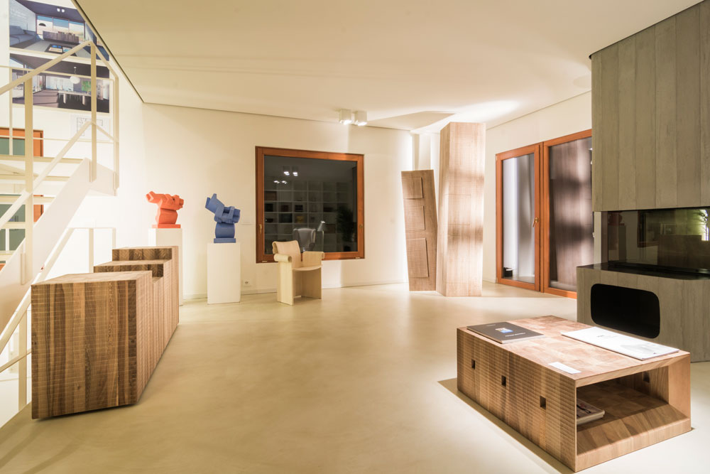 A selection of works that create a clear and unique vision of the domestic space