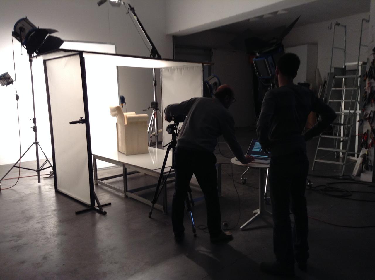 Habito Catalogue 2015 Work in Progress. Wood Armchair