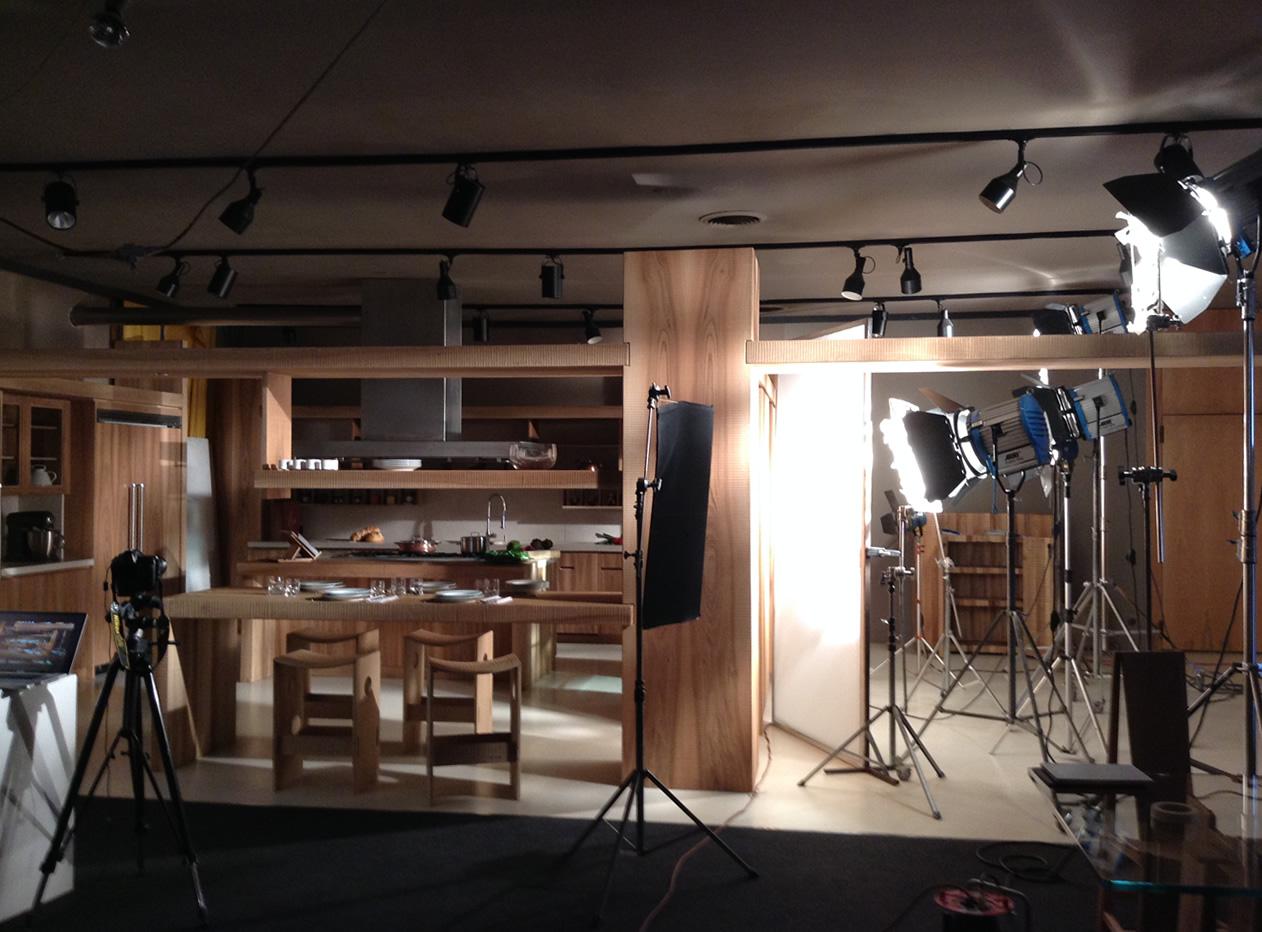 Habito Catalogue 2015 Work in Progress. Wood kitchen