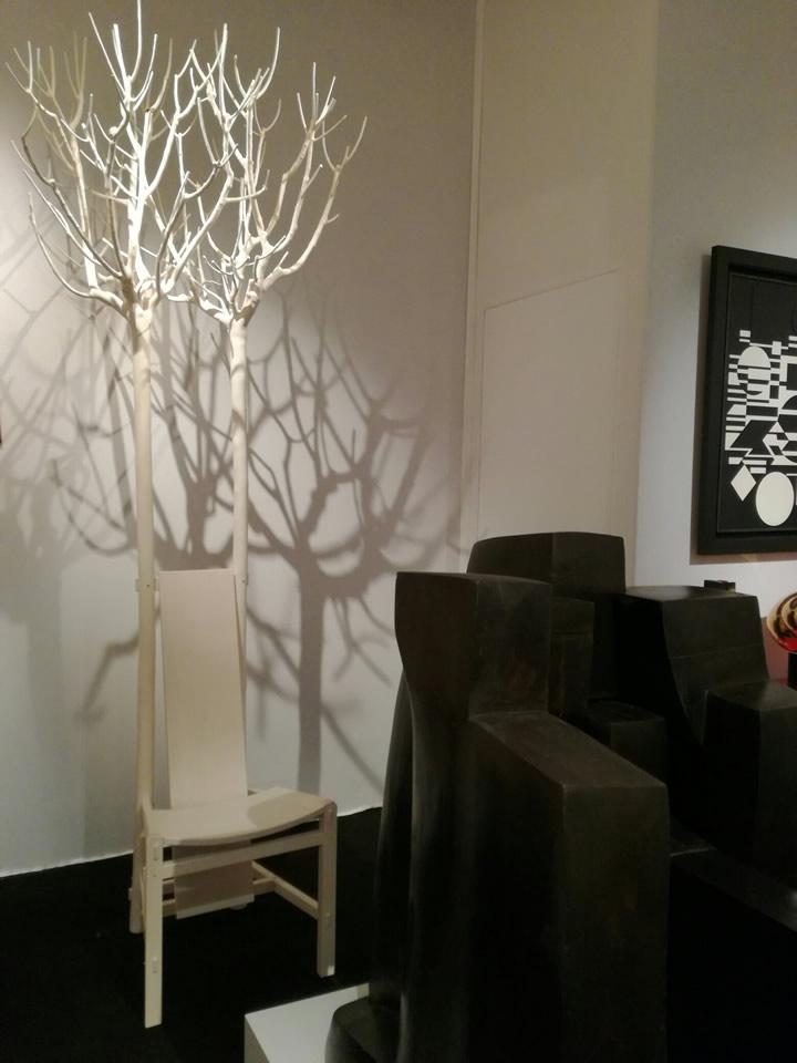 Fiorita Chair - Habito by Giuseppe Rivadossi at PAD Paris 2017
