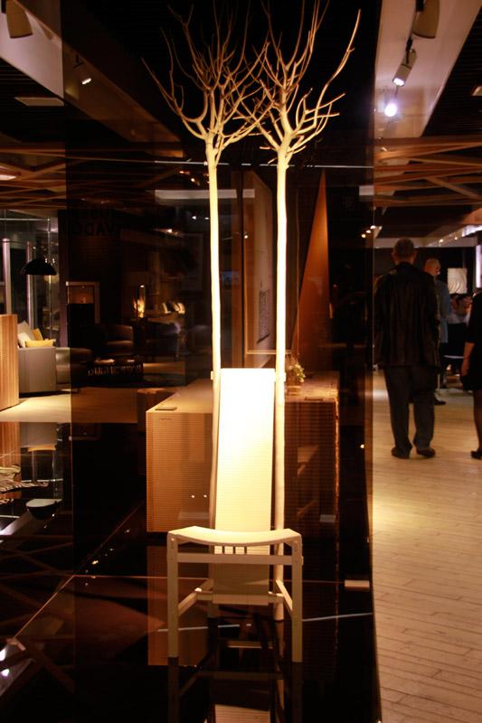 Sedia Fiorita – Shanghai Showroom