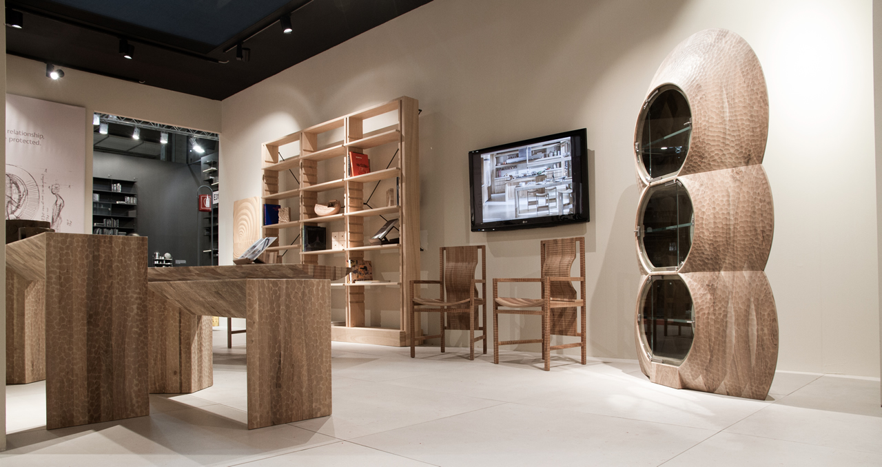 Stand Habito - Salone del Mobile di Milano (Milan Furniture Fair) 2016