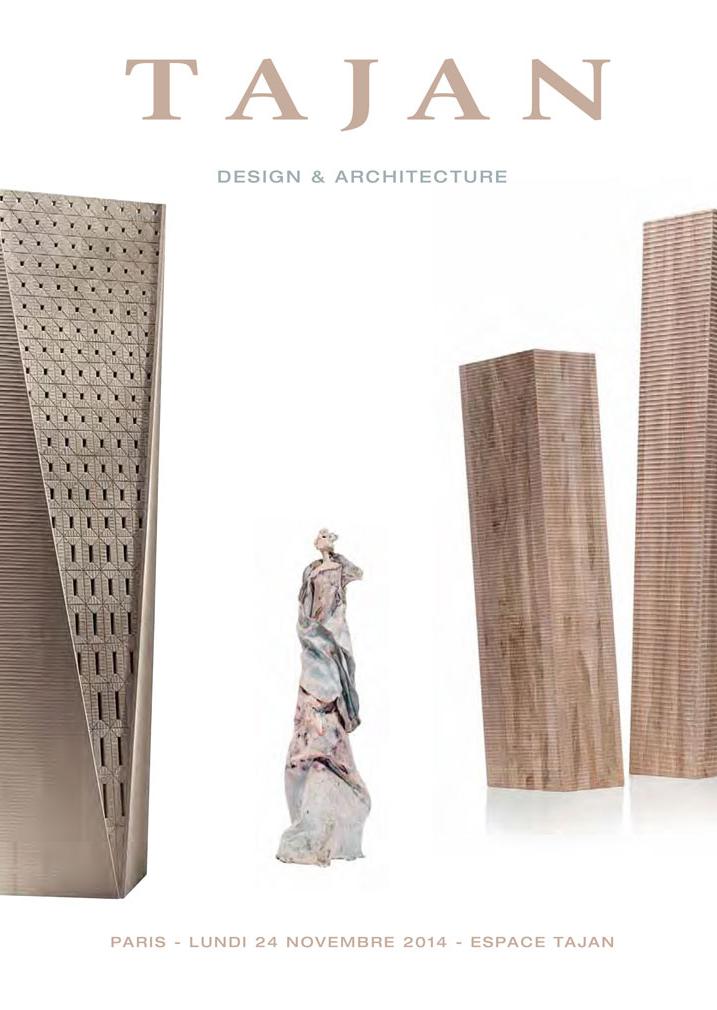 Paris, 24th Nov 2015 • ESPACE TAJAN Design & Architecture