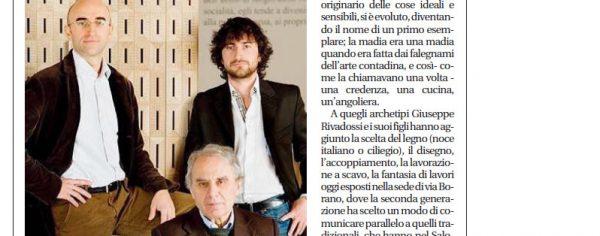 (italian) Articolo Giornale di Brescia (7 Dicembre 2016)