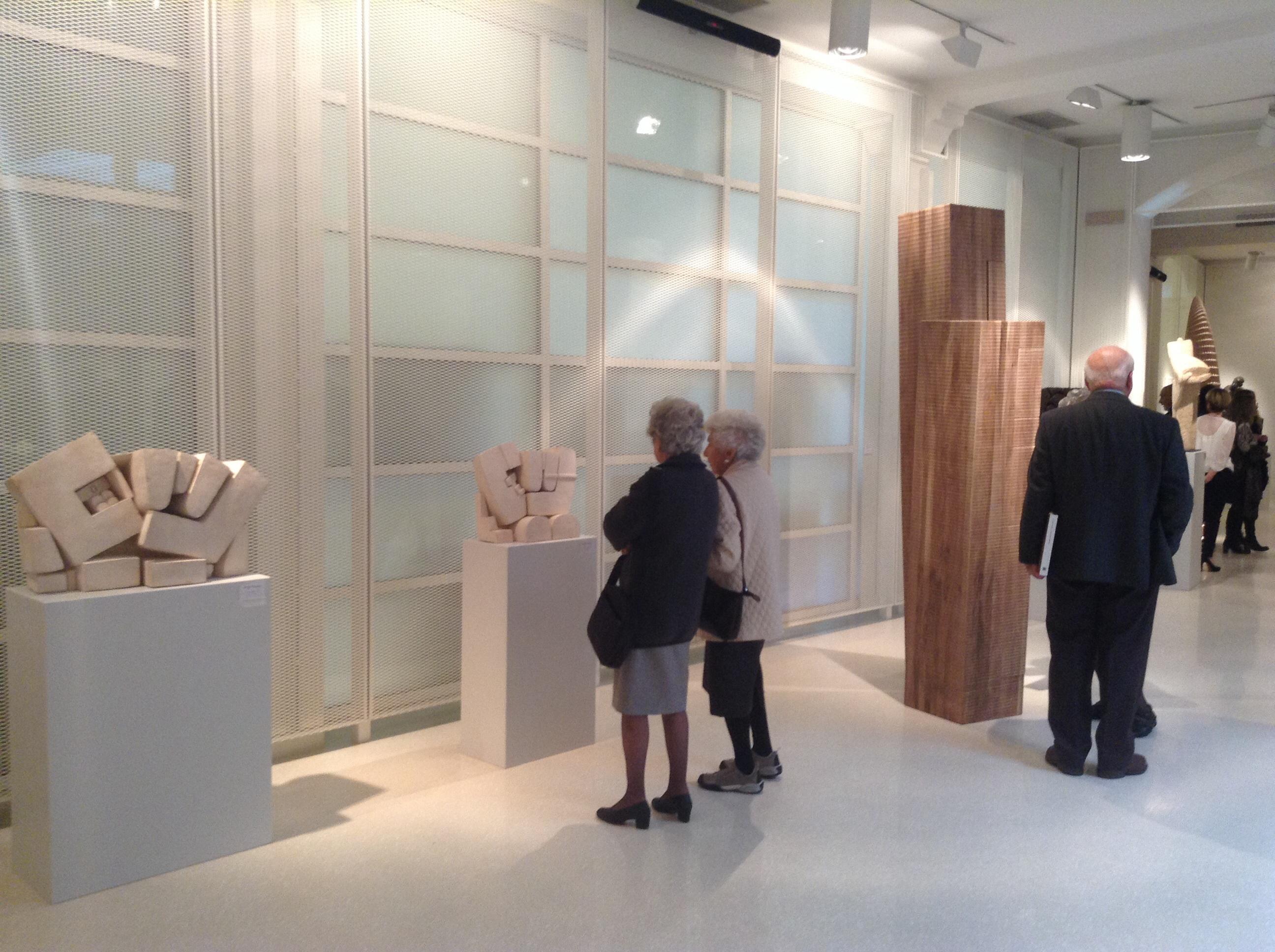 Sculpture Exhibition at Agnellini Gallery