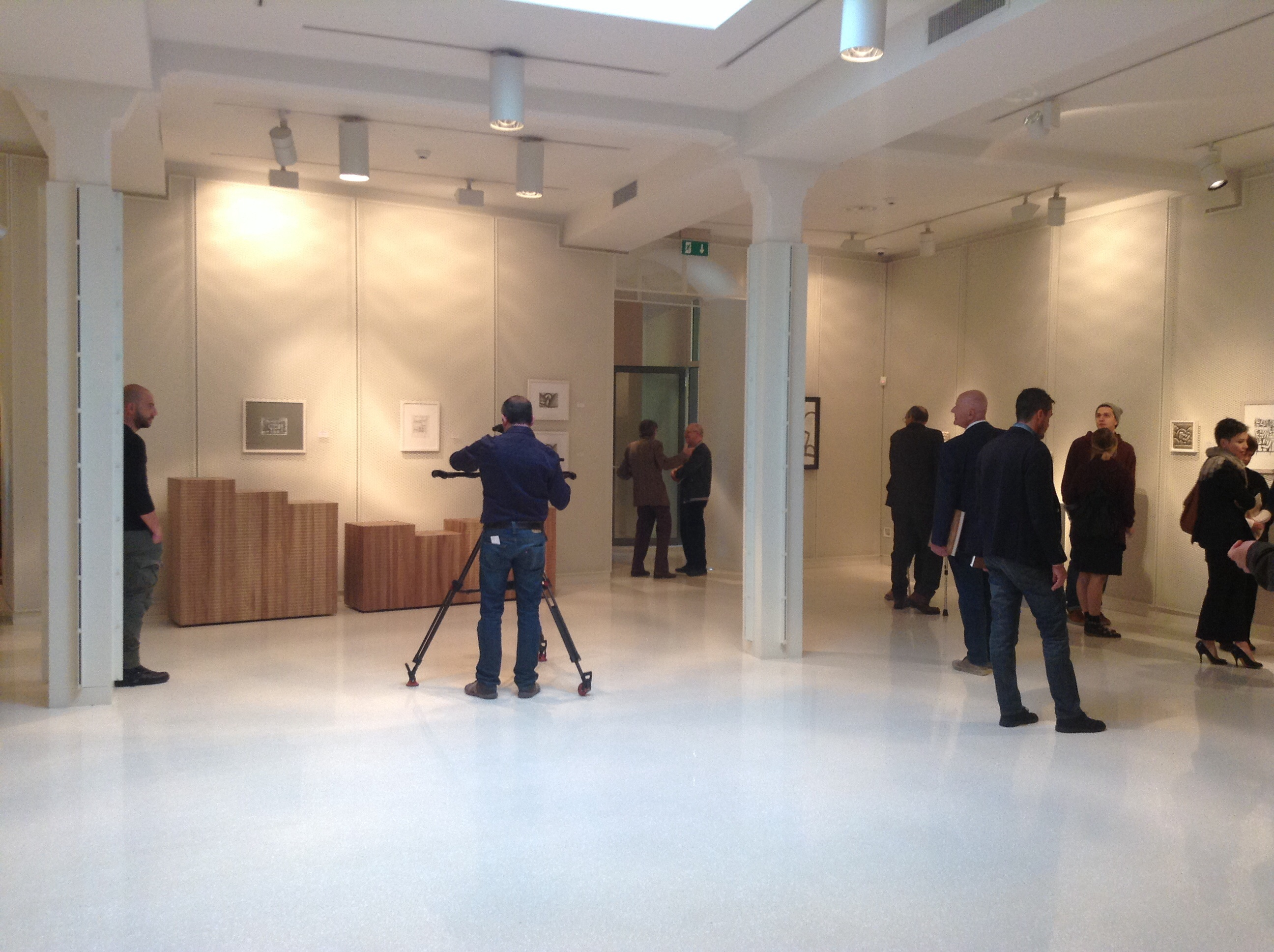 """Nova"" Dresser – Displayed during the exhibition"